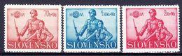 Slovaquie 1942 Mi 94-6  (Yv 64-6 ), (MNH)** - Neufs