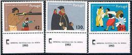 Portugal, 1993, # 2161/3, MNH - 1910-... République