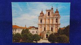 Vilnius Atheism Museum Of The Lithuania - Lituanie