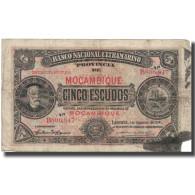 Billet, Mozambique, 5 Escudos, 1941, 1941-09-01, KM:83a, TB+ - Mozambique