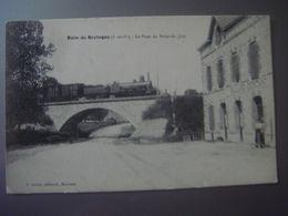 France - Ille Et Vilaine (35) - BAIN DE BRETAGNE - Le Pont Du Point Du Jour ( Avec Train Locomotive à Vapeur ) - Altri Comuni