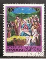 OMAN OBLITERE - Oman