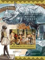 Salomon 2016, Art, Musee D'Orsay, Degas, Rhino, BF - Rinocerontes