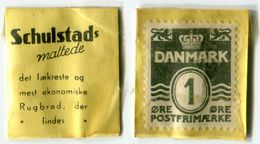 N93-0633 - Timbre-monnaie - Danemark - Berlingske Tidende - 1 øre - Kapselgeld - Encased Stamp - Monétaires / De Nécessité