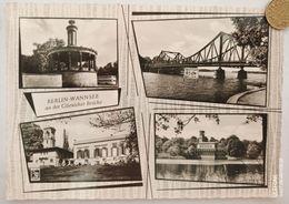 Berlin-Wannsee An Der Glienicker Brücke,1960 - Wannsee