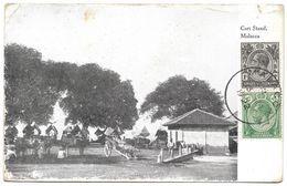 Malaysia (Malacca) – Cart Stant – Year 1922 - Malaysia