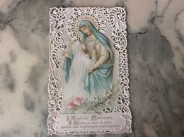 Canivet Polychrome.L'adoption Maternelle. - Devotion Images