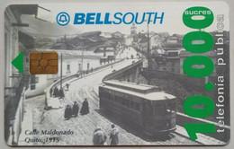 Calle Maldonado Quito 1915 (Tram ) S/. 10,000 - Equateur