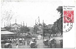 Malaysia (Malacca) – King's Coronation Day – Year 1921 - Malaysia