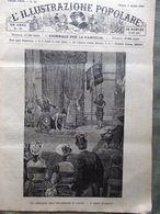 L'illustrazione Popolare 4 Agosto 1889 Amari Ghiron Annamita Via Mala Norvegia - Avant 1900