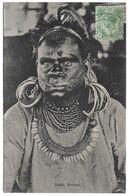 Malaysia (Malacca) – Dyak – Borneo – Year 1924 - Malaysia