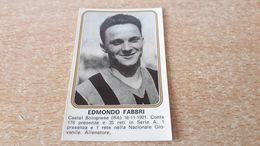 Figurina Calciatori Panini 1976/77 - 380 Edmondo Fabbri - Panini