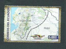 Ecuador - Correo 2014 Yvert 2517 ** Mnh - Ecuador