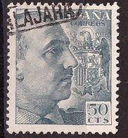 PIA  -  SPAGNA : 1939 : Generale Franco  -  (Yv 669) - 1931-Aujourd'hui: II. République - ....Juan Carlos I