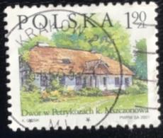 Polska - Poland - Polen - P1/1 - (°)used - 2001 - Polish Estates - Michel Nr. 3881 - 1944-.... Republic