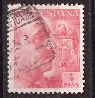 PIA  -  SPAGNA : 1940-45 : Generale Franco  -  (Yv 689) - 1931-Aujourd'hui: II. République - ....Juan Carlos I