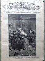 L'illustrazione Popolare 22 Settembre 1889 Catastrofe Anversa Rizzi Piedigrotta - Avant 1900