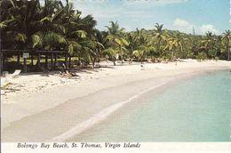 Antilles, Virgin Islands, US, St. Thomas, Bolongo Bay Beach, Unused - Vierges (Iles), Amér.
