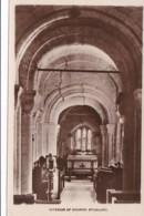 STUDLAND CHURCH INTERIOR - Angleterre
