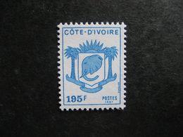 Cote D'Ivoire: TB N° 791, Neuf XX. - Côte D'Ivoire (1960-...)