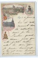 Liège Tytho Carte 1898 - Liege