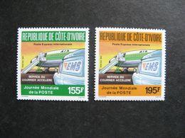 Cote D'Ivoire: TB Paire  N° 795 Et N° 796, Neufs XX. - Côte D'Ivoire (1960-...)