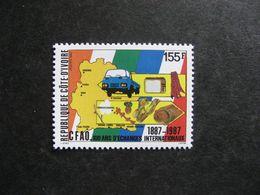 Cote D'Ivoire: TB N° 797, Neuf XX. - Côte D'Ivoire (1960-...)