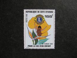 Cote D'Ivoire: TB N° 799, Neuf XX. - Côte D'Ivoire (1960-...)
