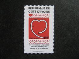 Cote D'Ivoire: TB N° 801, Neuf XX. - Côte D'Ivoire (1960-...)