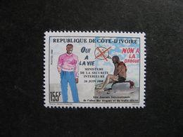 Cote D'Ivoire: TB N° 808, Neuf XX. - Côte D'Ivoire (1960-...)