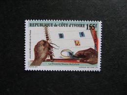 Cote D'Ivoire: TB N° 815, Neuf XX. - Côte D'Ivoire (1960-...)