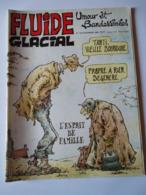 FLUIDE GLACIAL N°125 , Novembre 1986 - Fluide Glacial