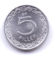 MAGYAR 1970: 5 Filler, KM 549 - Hungría