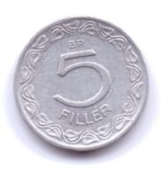 MAGYAR 1964: 5 Filler, KM 549 - Hungría