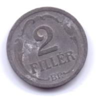 MAGYAR 1943: 2 Filler, KM 519 - Hungría