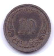 MAGYAR 1942: 10 Filler, KM 507a - Hungría