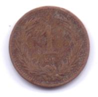 MAGYAR 1894: 1 Filler, KM 480 - Hungría