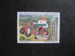 Cote D'Ivoire: TB N° 828, Neuf XX. - Côte D'Ivoire (1960-...)