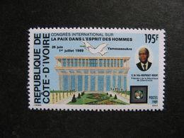 Cote D'Ivoire: TB N° 830, Neuf XX. - Côte D'Ivoire (1960-...)
