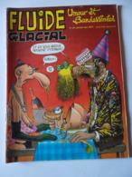 FLUIDE GLACIAL N°127 , Janvier 1987 - Fluide Glacial