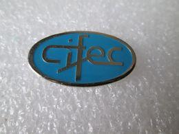 PIN'S    CIFEC - Pin's