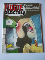 FLUIDE GLACIAL N°130 , Avril 1987 - Fluide Glacial
