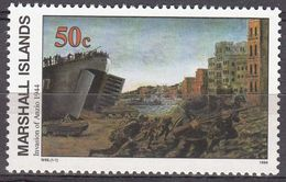 Marshall Islands 1994 WO II Invasion Of Anzio 1944  Michel 500  MNH 28065 - Marshall