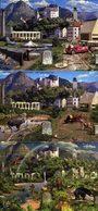 LIECHTENSTEIN 3Blocs La Nature Sans Les Hommes Neuf ** MNH - Liechtenstein
