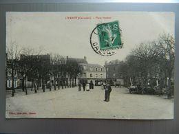 LIVAROT          PLACE PASTEUR - Livarot