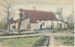 Les Environs De Bruxelles - EVERE : Modderstraat, Vieil Estaminet 'Aux Mille Colonnes' - RARE CPA  - Cachet Poste 1907 - Evere