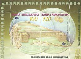 BOSNIA AND HERZEGOVINA Block 3,unused - Bosnia And Herzegovina