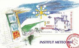 BOSNIA AND HERZEGOVINA Block 7,unused - Bosnia And Herzegovina