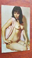 Turquie Turkey  / Nude Nu - EROTIC SEXY - Seins Nue - Turkish Original Postcard - Nus Adultes (< 1960)