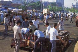 Malaysia - Market Scene - Malaysia